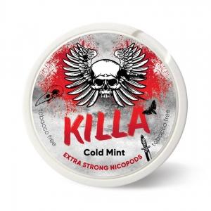 killa cold mint snus