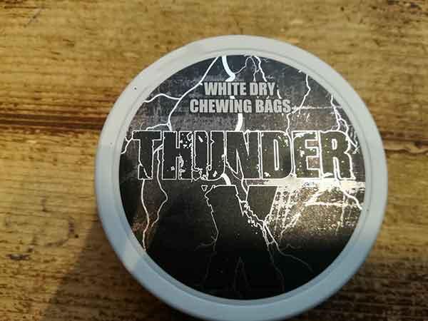 thunder snus